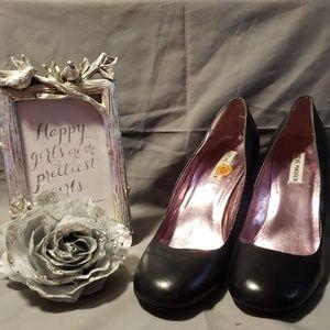 Steve Madden Black Heels - Size 10